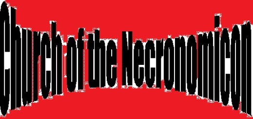 church of the necronomicon logo