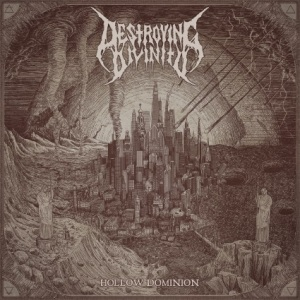 "cover art for ""Hollow Dominion"""