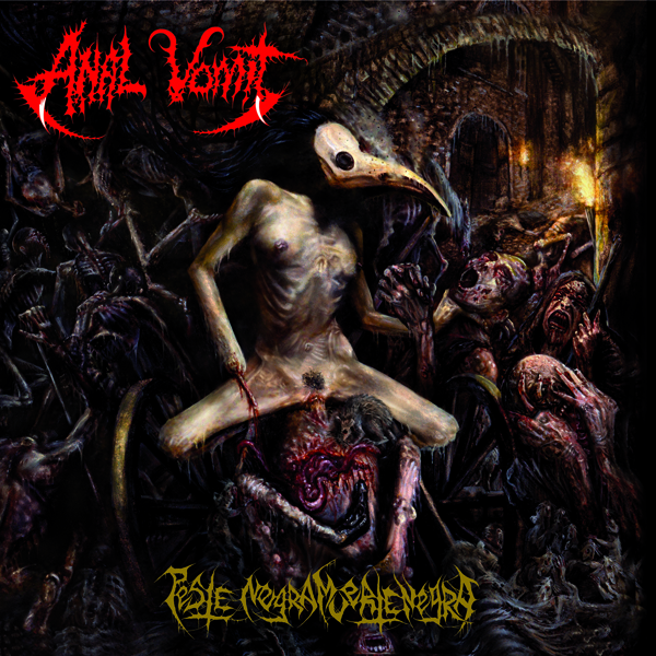 """Three complimentary terms to describe Peruvian based Anal Vomit's """"Peste  Negra, Muerte Negra."""" First of all, how do you go wrong with a band who  named ..."""